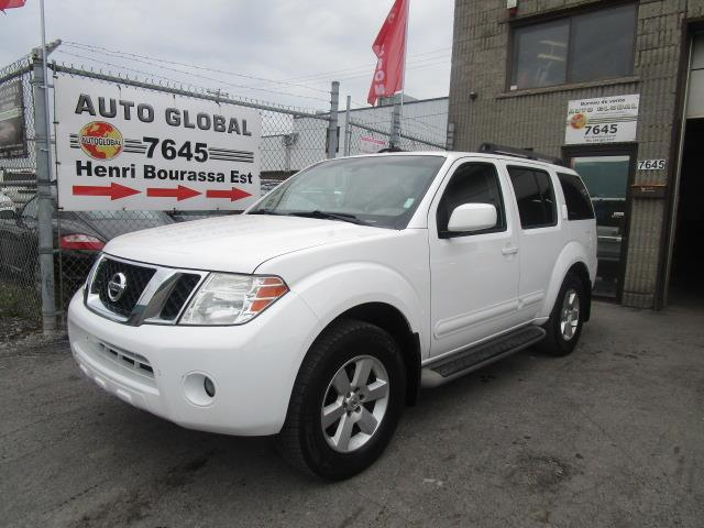 Nissan Pathfinder 2010 4WD Mags Toit Ouvrant 7 Passagers #19-1553