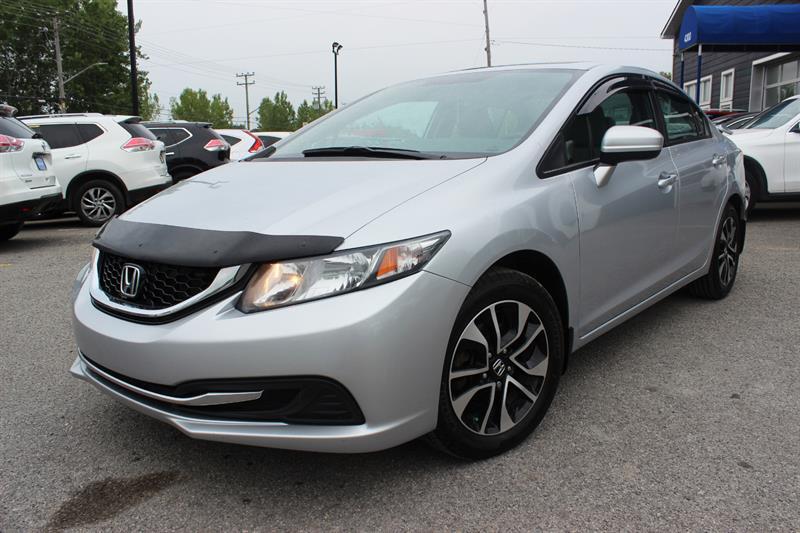 Honda Civic Sedan 2014 EX  #5287