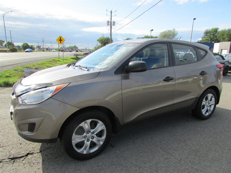 Hyundai Tucson 2013 A/C GR ELECTRIQUE TRES PROPRE!!!! #4767