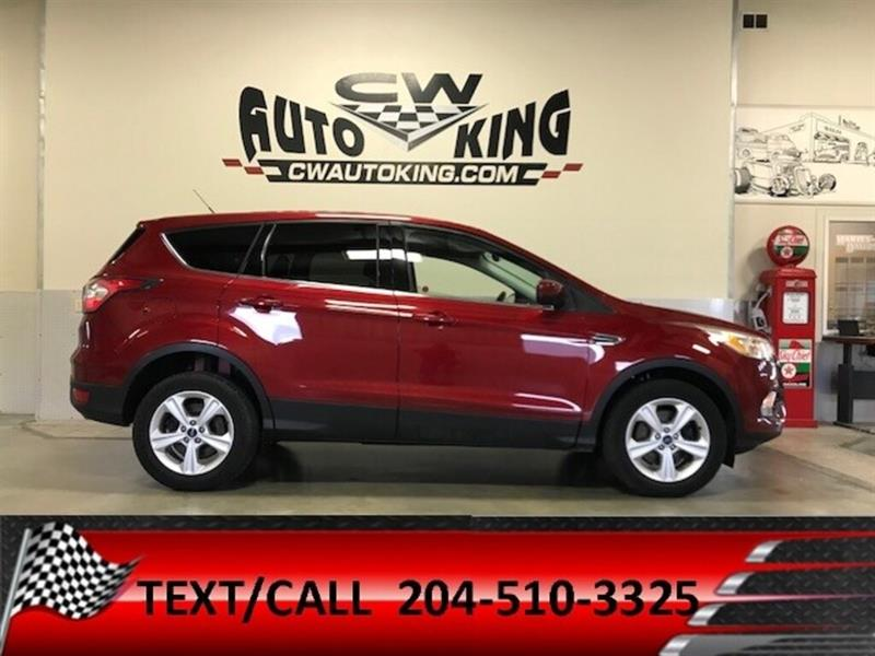 2017 Ford Escape SE/All Wheel/Heated  Seats/Rear Cam/Finance Ready #20042474
