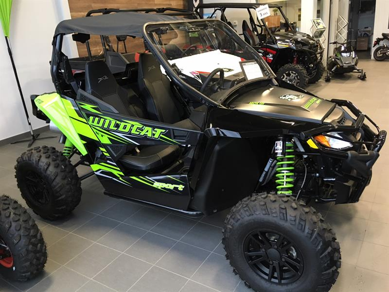Arctic Cat Wildcat Sport 2017