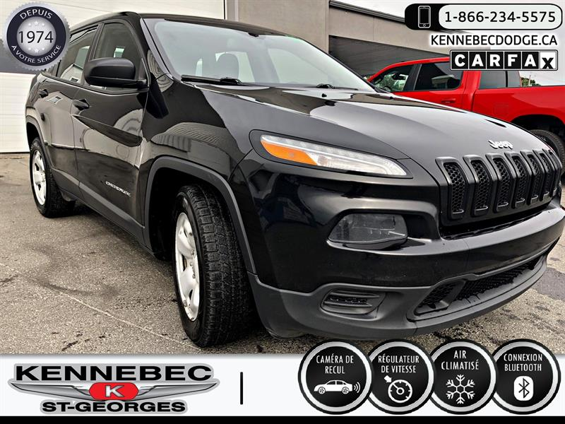 Jeep Cherokee 2016 FWD 4dr Sport #39239A