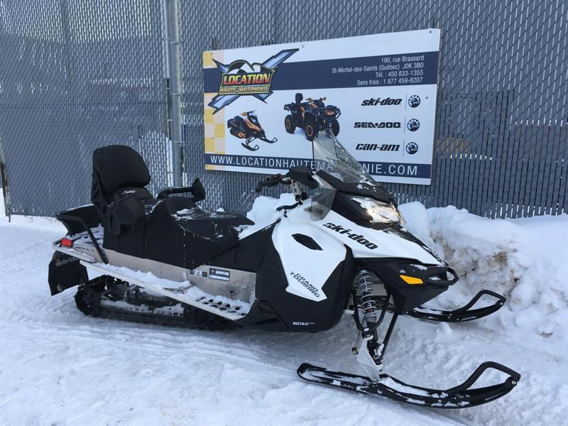 Ski-Doo GRAND TOURING 600 ACE 2016 2 PLACES