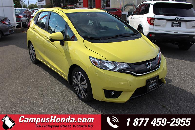 2016 Honda Fit EX-L Navi Bluetooth  #B5747