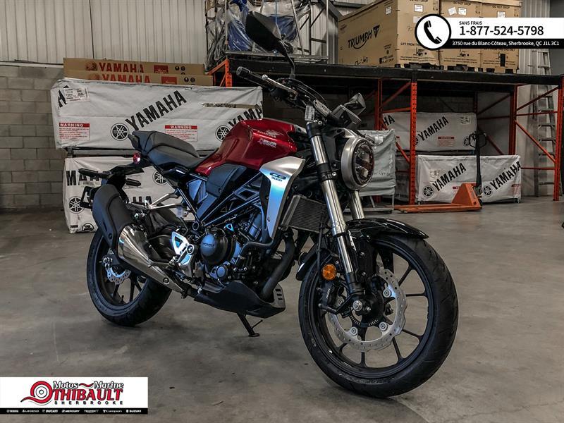 Honda CB 300 R 2019