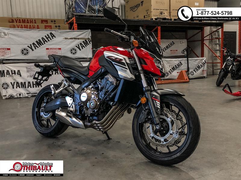 Honda CB 650 2018