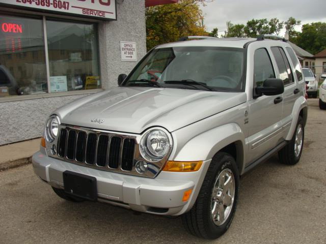 2006 Jeep Liberty L T D  #1794