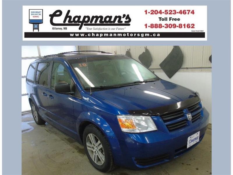 2010 Dodge Grand Caravan SE, Bluetooth, Satellite Radio #19-141A