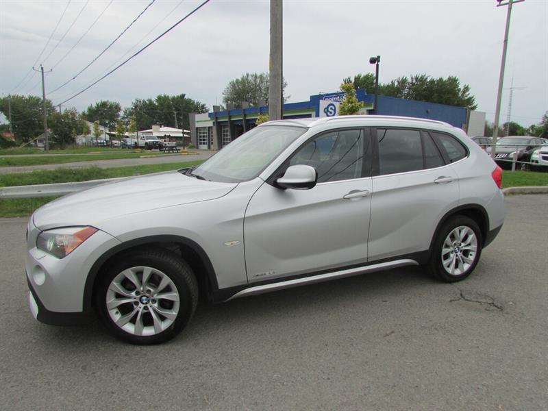 BMW X1 2012 28i XDRIVE NAVI BLUETOOTH TOIT !!! #4803