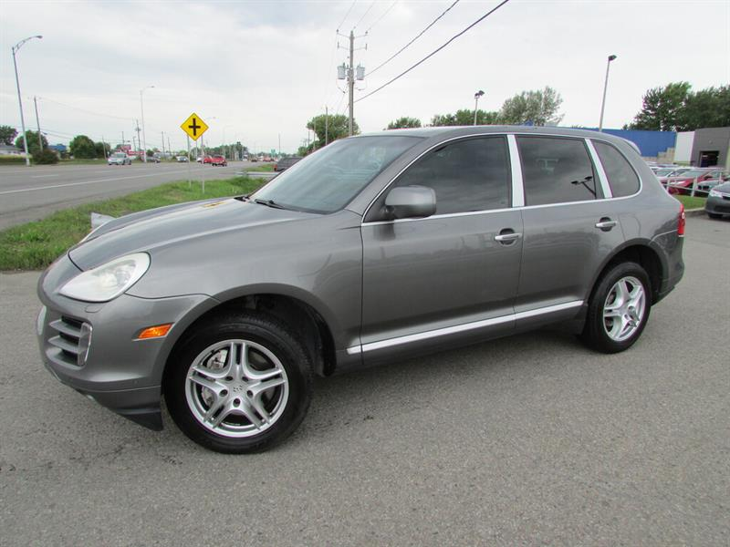 2009 Porsche Cayenne AWD S A/C BLUETOOTH JAMAIS ACCIDENTÉ!!! #4805
