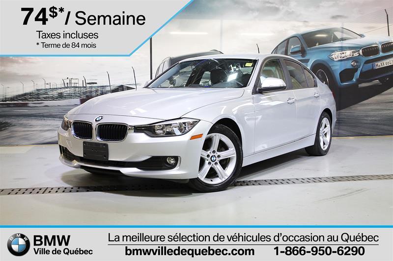 BMW 320 2015 xDrive Sedan (3C37) #U5607