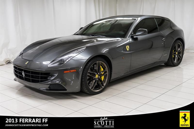 Ferrari FF 2013 #P16274