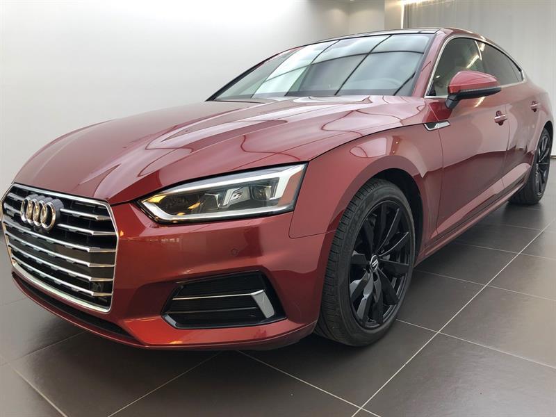 Audi A5 Sportback 2018