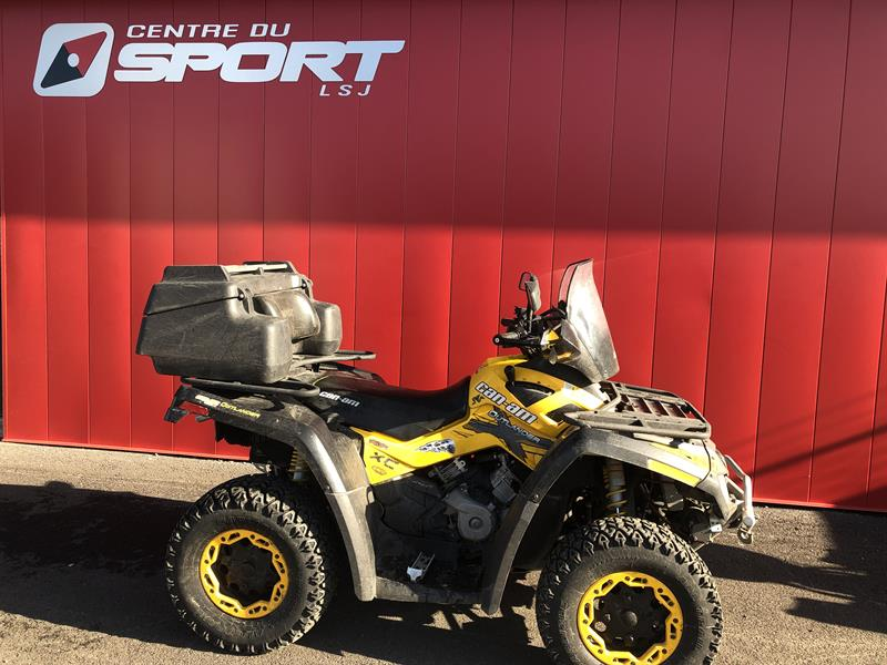 Can-am OUTLANDER 800 XXC 2010 UTILITAIRE #AST-7052
