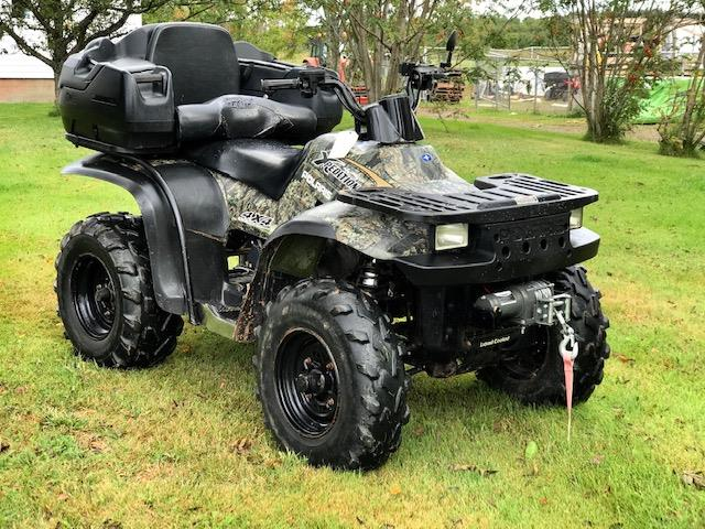 Polaris Xpedition 2002