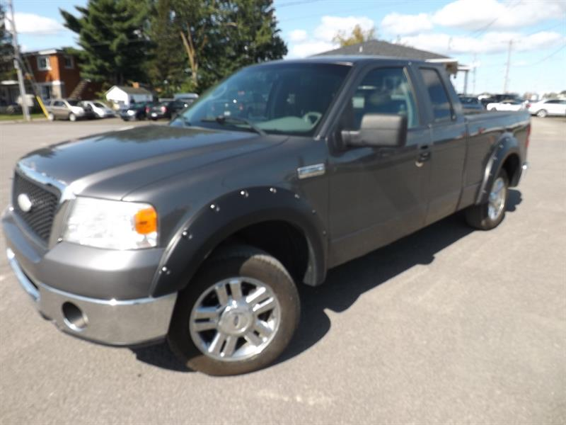 2007 Ford F-150 4WD SuperCab XLT #1066676