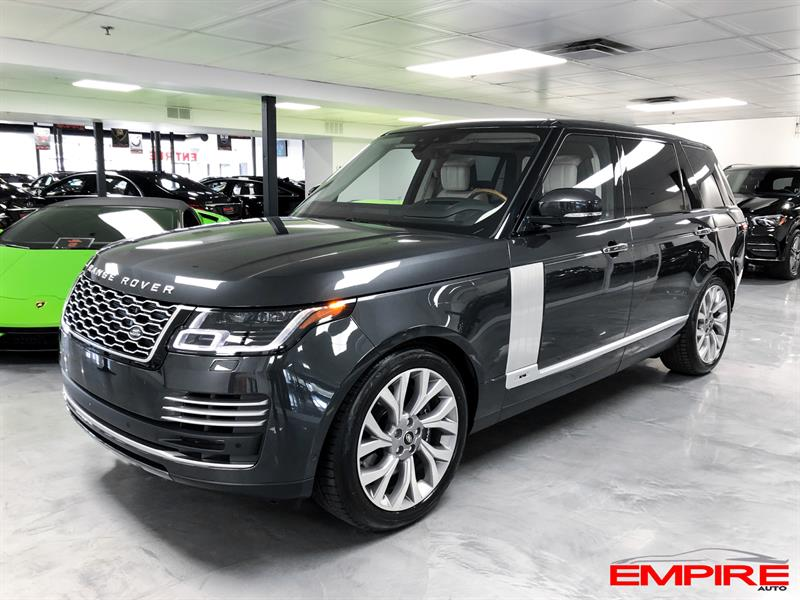 Land Rover Range Rover 2019 V8 Supercharged Autobiography LWB #A528858