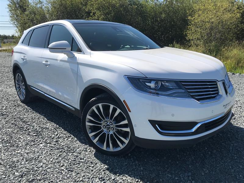 Lincoln MKX 2016 AWD 4dr Reserve #97639A