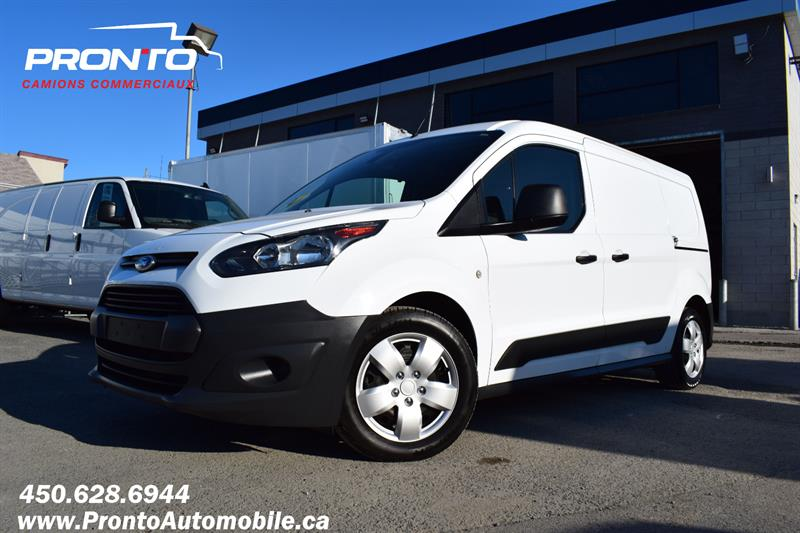 2015 Ford Transit Connect XL Dual Sliding Doors ** Tablettes et séparateur * #1979