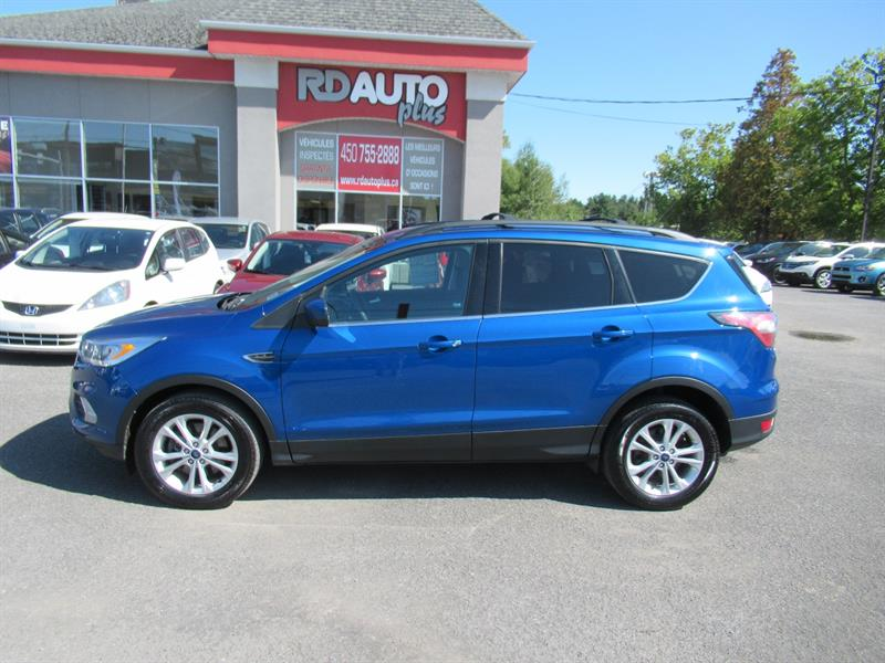 Ford Escape 2017 4WD 4dr SE