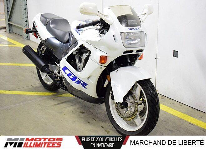 Honda CBR600 1990