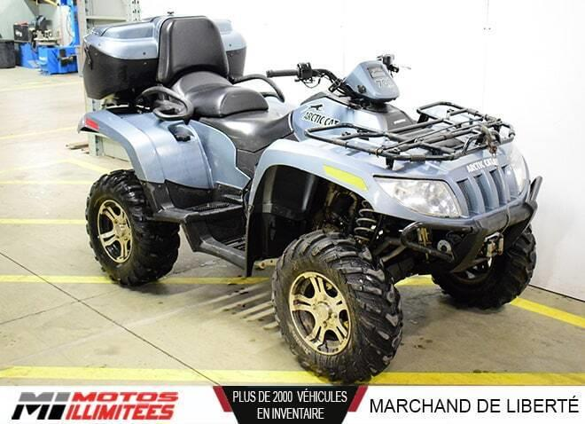 Arctic Cat TRV 700 2009