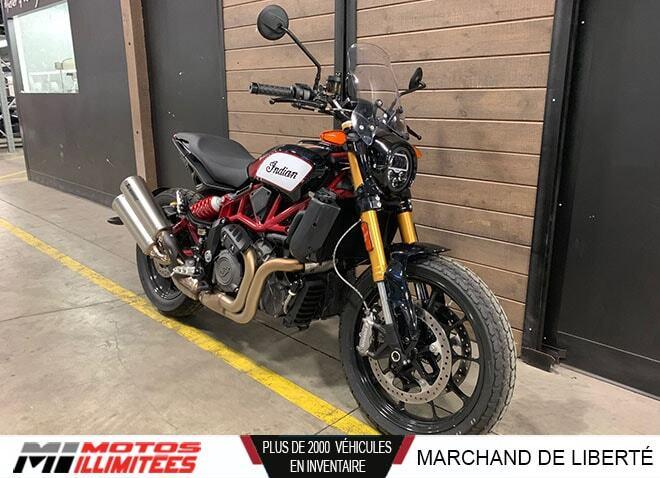 Indian Motorcycles FTR 1200 S 2019