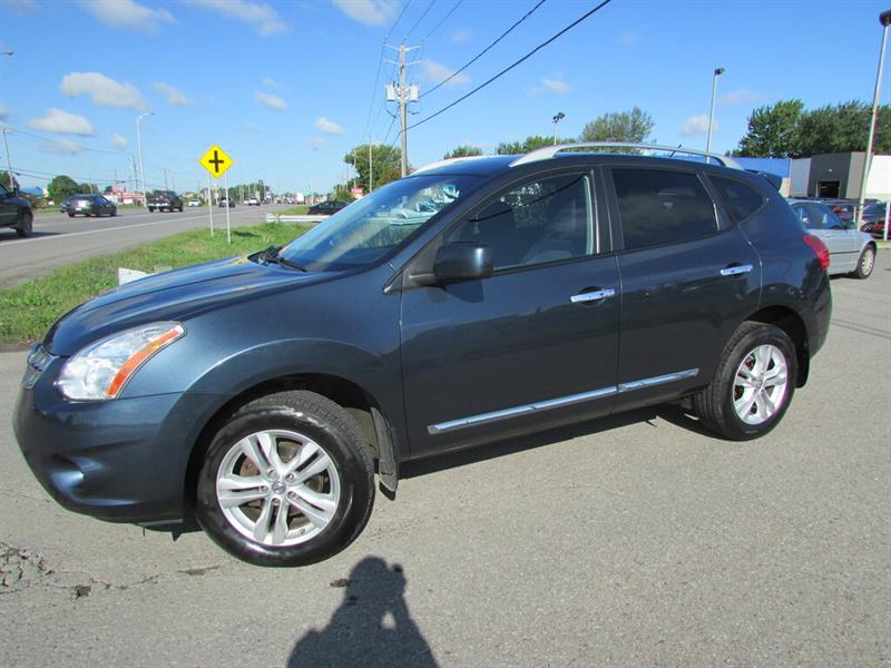 Nissan Rogue 2012 SV A/C CRUISE BLUETOOTH MAGS!!! #4809
