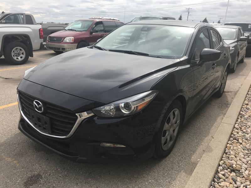 2018 Mazda Mazda3 GX *Bluetooth/Backup.Cam #24104