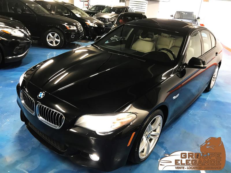 2015 BMW 535i Xdrive M PKG NAV REVERSE CAMERA PUSH START BLUE TOOTH