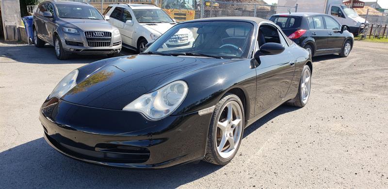 Porsche 911 Carrera 2003 2dr Carrera Cabriolet #589