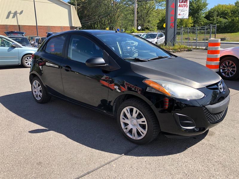 Mazda Mazda2 2011 1.5L-Air Climatisée-Groupe Electrique-Lecteur MP3 #97330-2