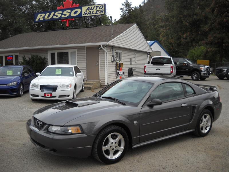 2004 Ford Mustang ONLY 153 KMS #3430