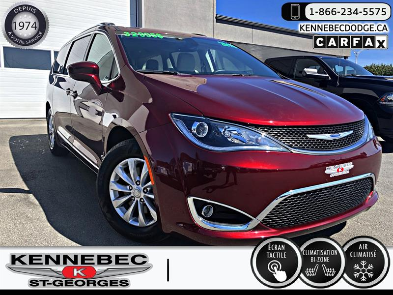 Chrysler Pacifica 2018 Touring-L Plus 2WD #05152