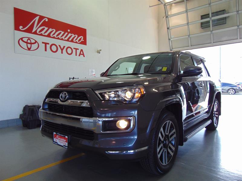 2017 Toyota 4Runner 4WD V6 Limited 5-Passenger #21622A