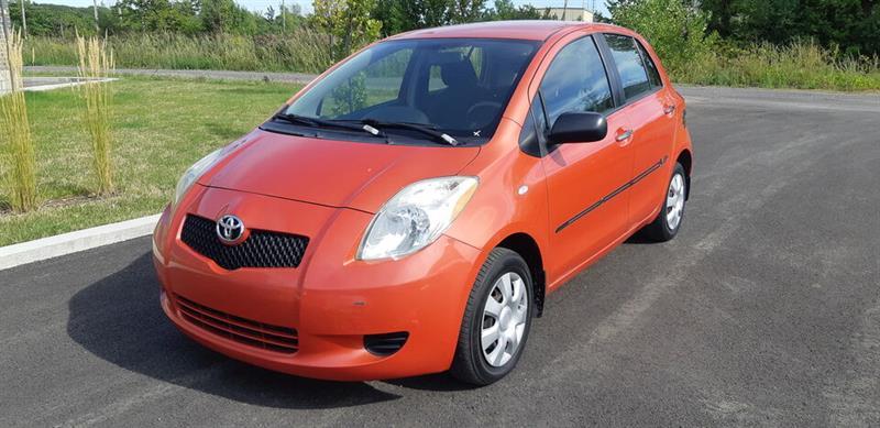 Toyota Yaris 2007 5dr HB #193