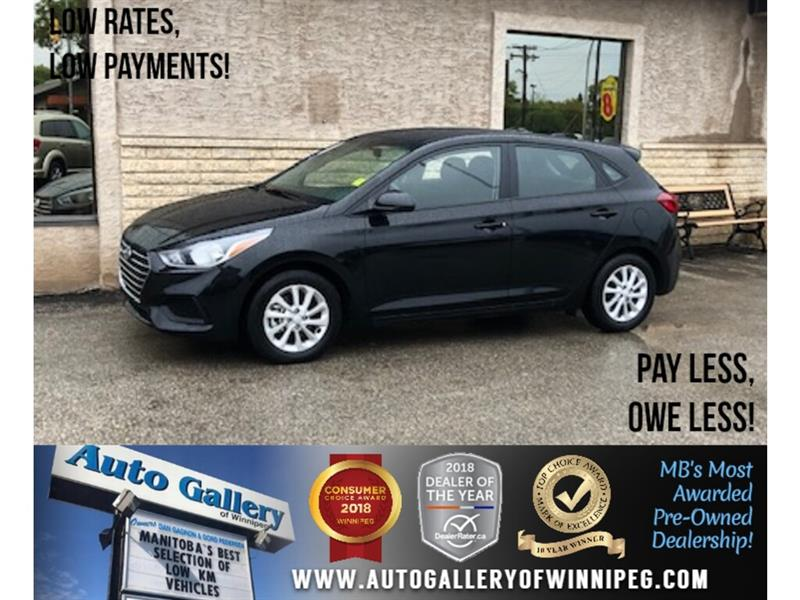 2019 Hyundai Accent Preferred *B.tooth/Back.Cam/Htd Seats #24087