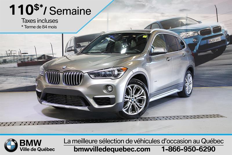 BMW X1 2017 xDrive28i #U5640