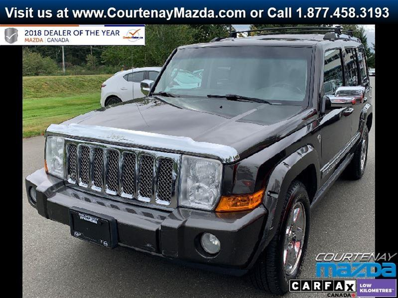 2006 Jeep Commander Limited 4D Utility #P4944