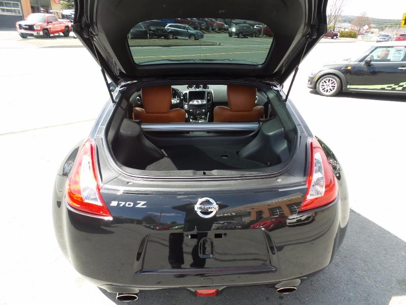 Nissan 370z auto cuir gps cam recul mag 2013 occasion for Garage daniel auto