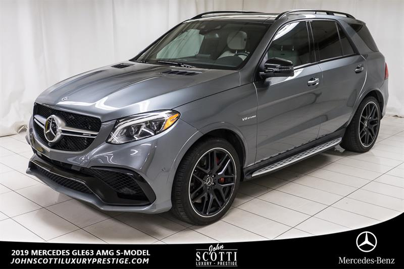 Mercedes-Benz GLE 2019 GLE 63 AMG S-Model #P16287