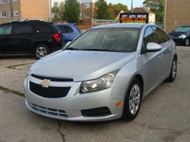 2012 Chevrolet Cruze Limited TURBO #1788