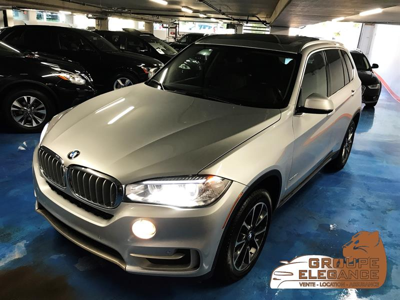 2017 BMW X5 X DRIVE NAV REVERSE CAMERA PANO ROOF PWR LIFTGATE