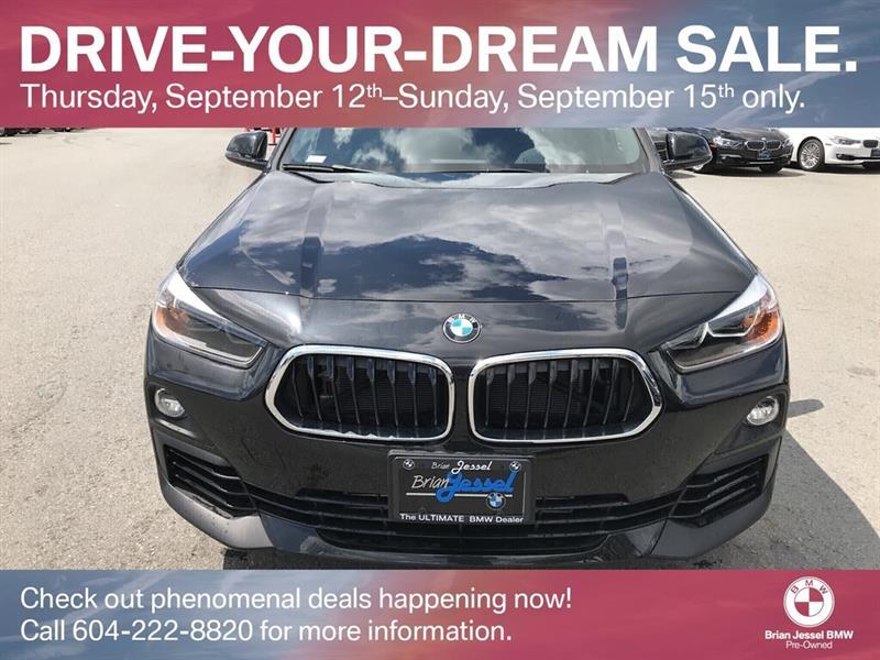 2018 BMW X2 - Premium Pkg - #BP8268