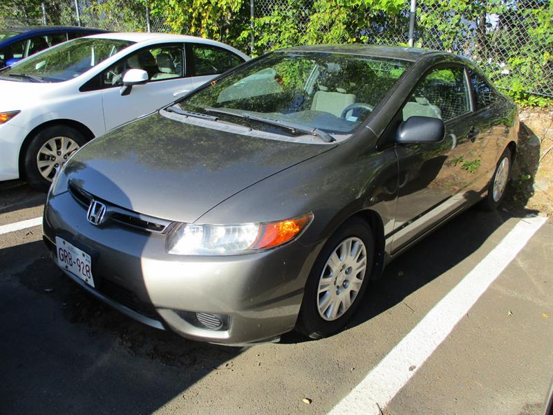 2007 Honda Civic Cpe 2dr AT DX-G #7H010983A