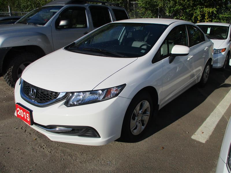 Honda Civic Sedan 2015 4dr Man LX #FH045963A