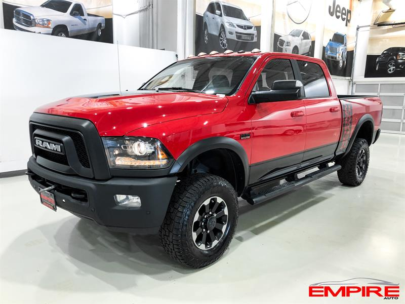 Ram 2500 2017 POWER WAGON 4x4 HEMI #A7266