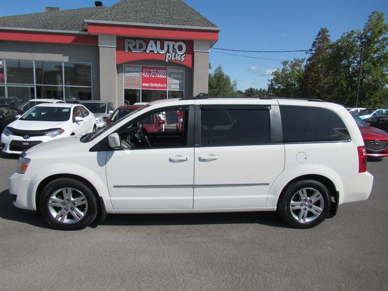 Dodge Grand Caravan 2010 4dr Wgn SXT