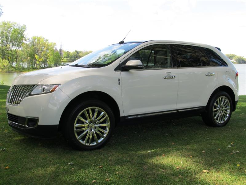 Lincoln MKX 2013 AWD 4dr ÉDITION DE LUXE #U612