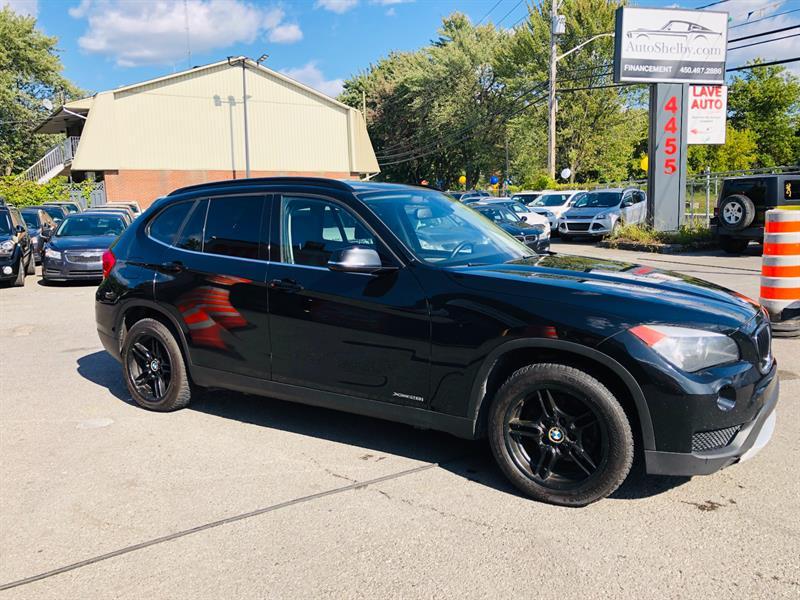BMW X1 2013 AWD-Cuir-Toit-Siége Chauffant-Jamais Accidentée #93320